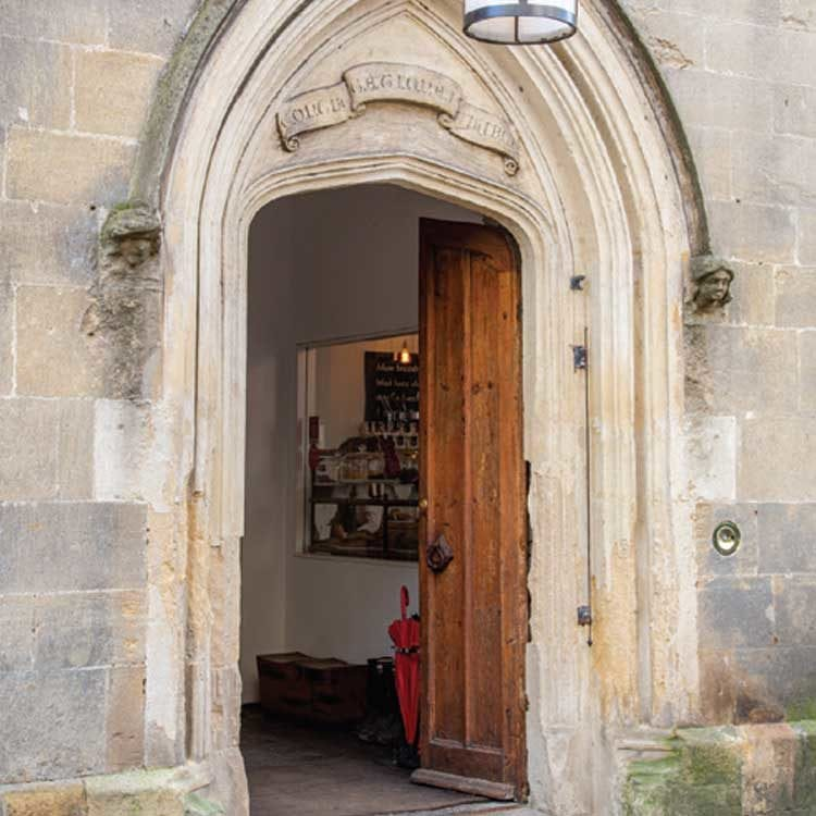 The Chapel, Bruton, Somerset