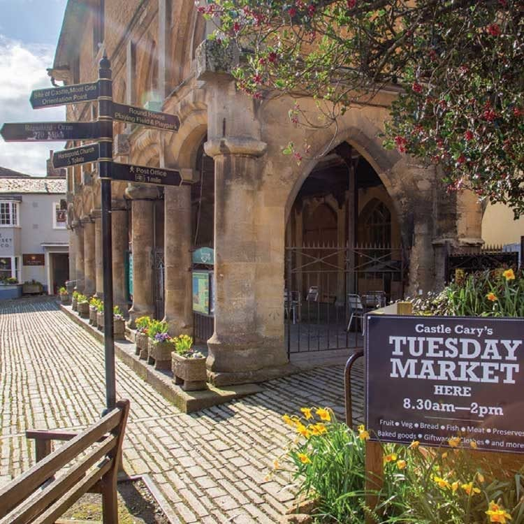Castle Cary, Somerset