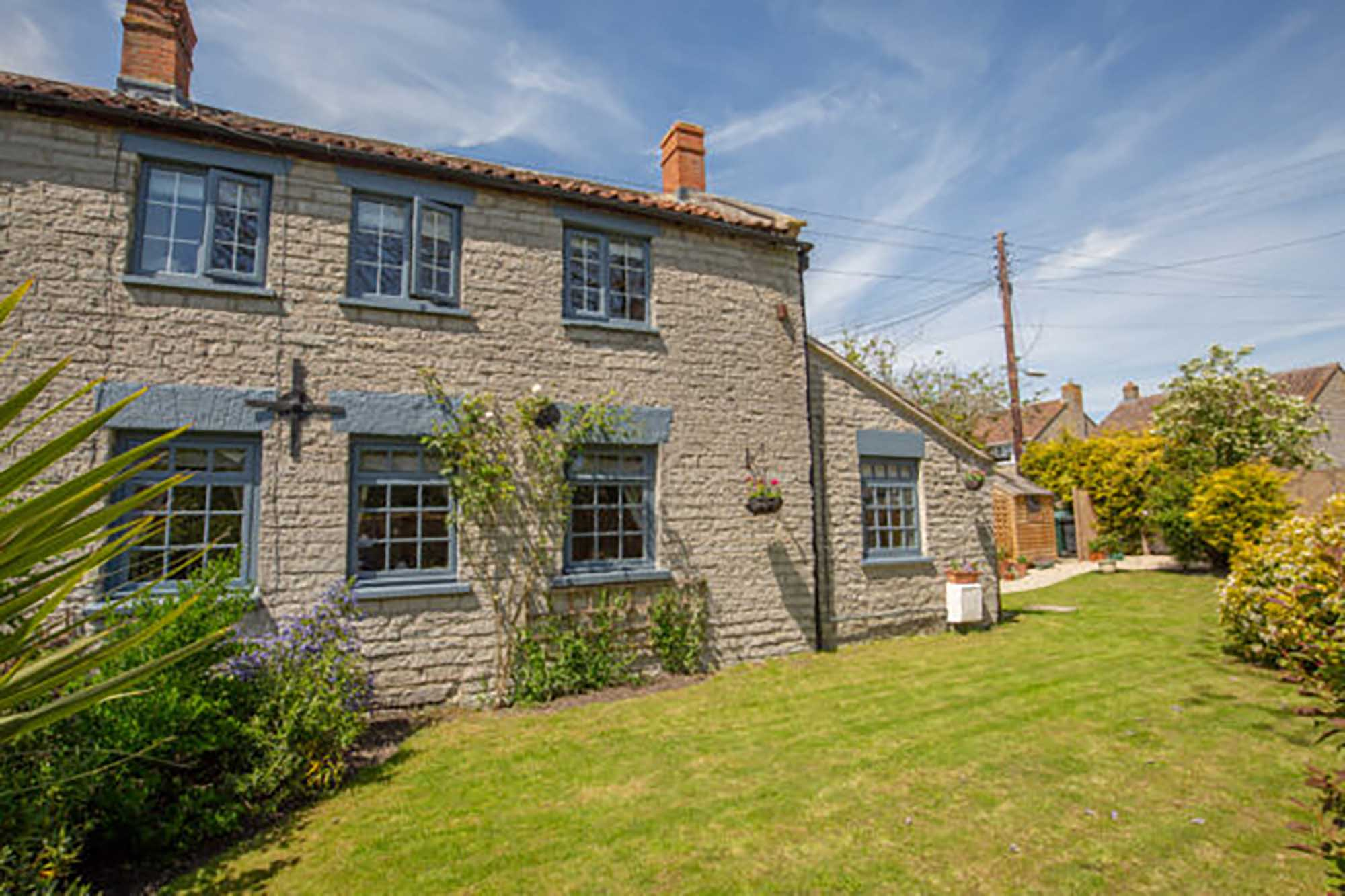 Pretty Newly Refurbished Cottage, Keinton Mandeville
