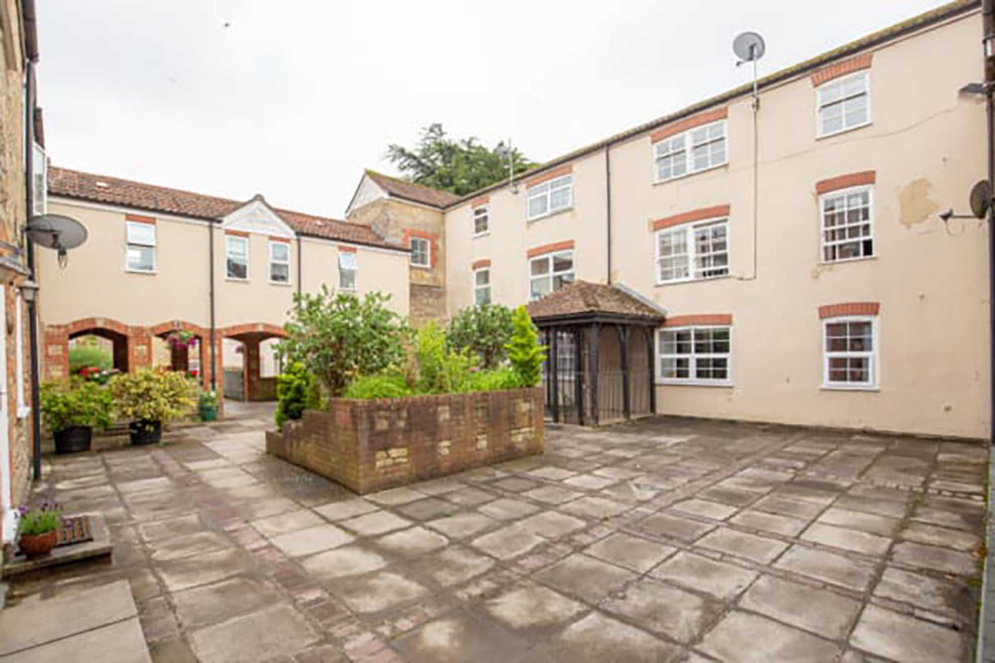 Wonderful apartment in the heart of Bruton