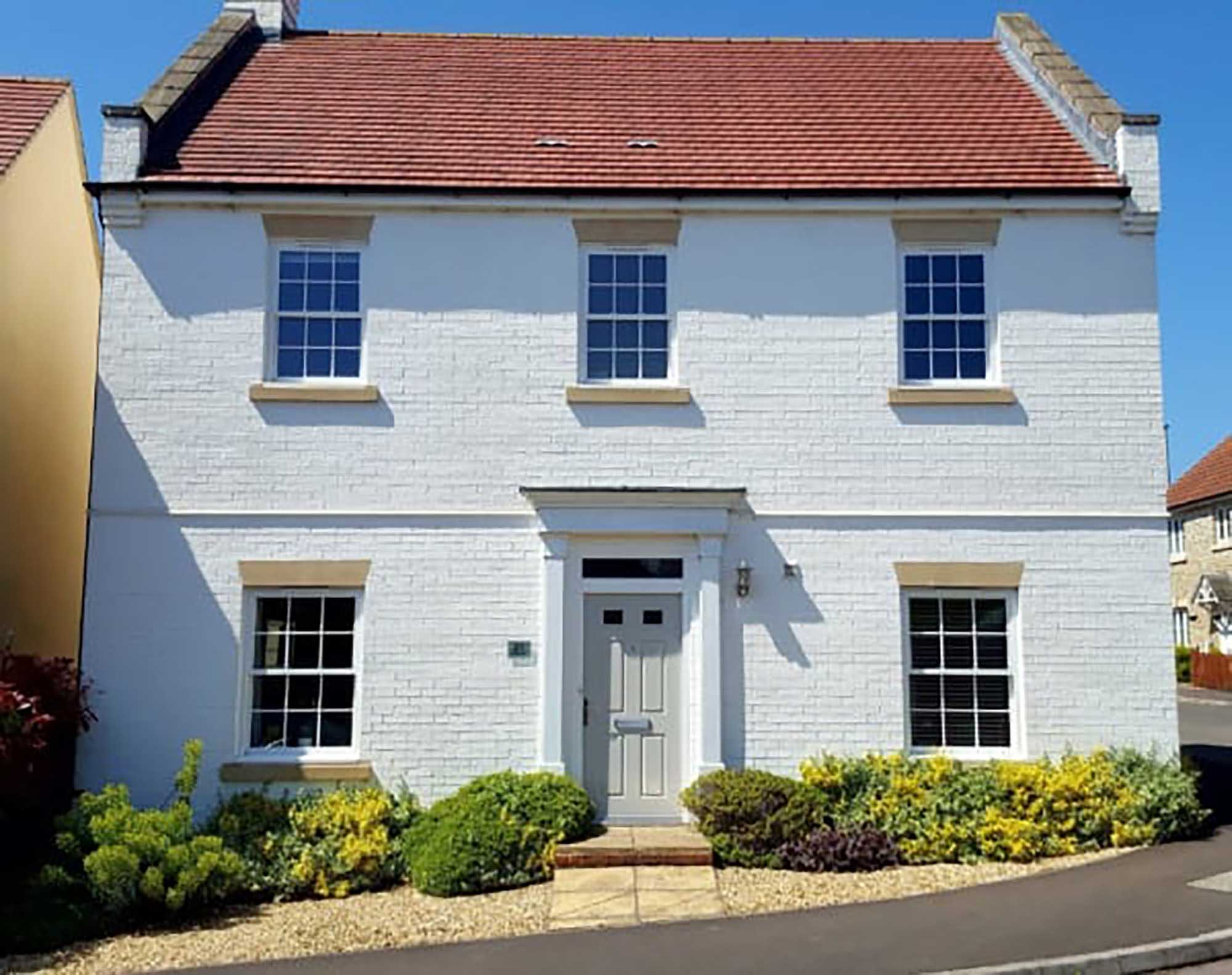 No Chain. Spacious attractive detached house in Cuckoo Hill, Bruton