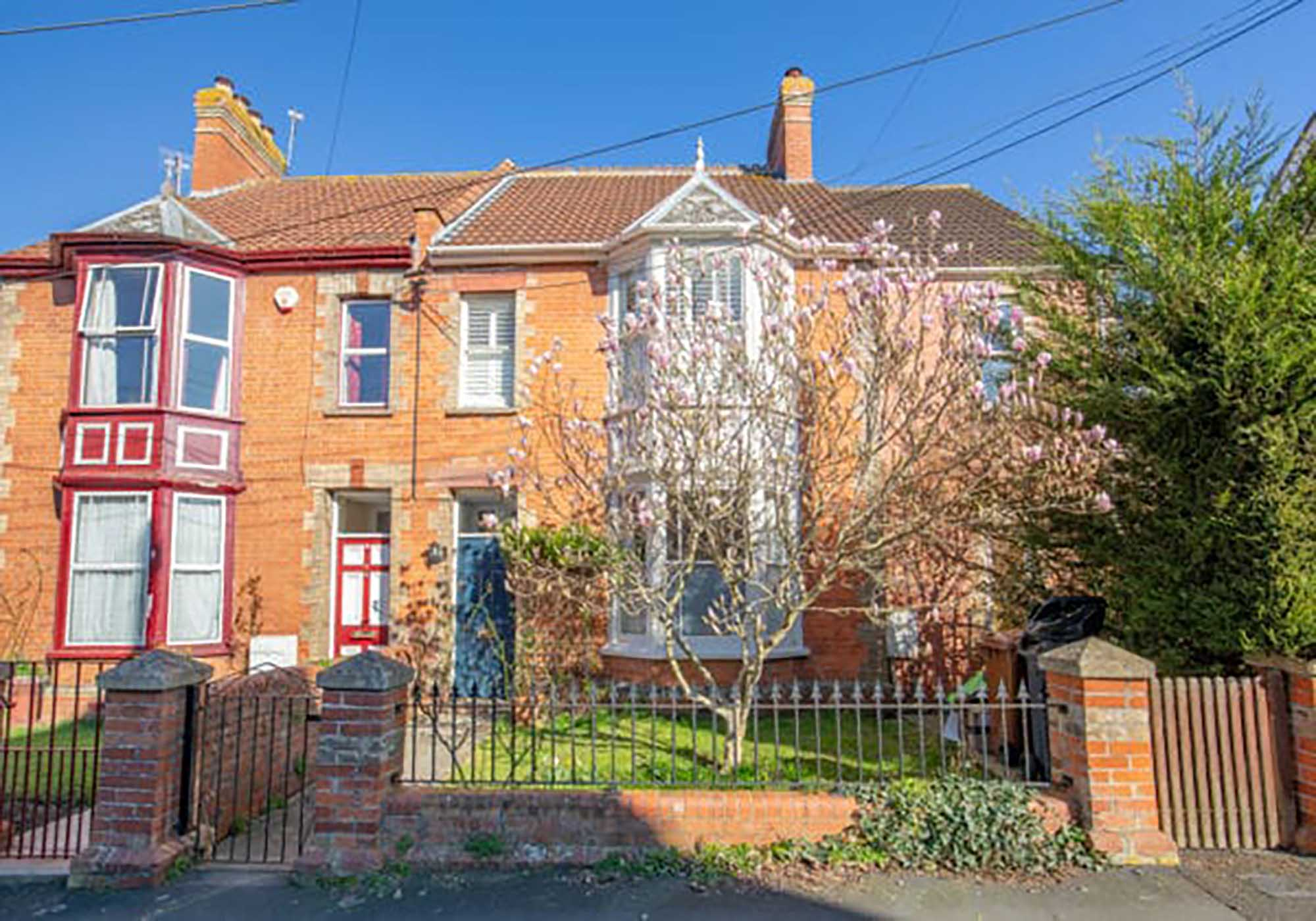 Fabulous Victorian Semi Detached House
