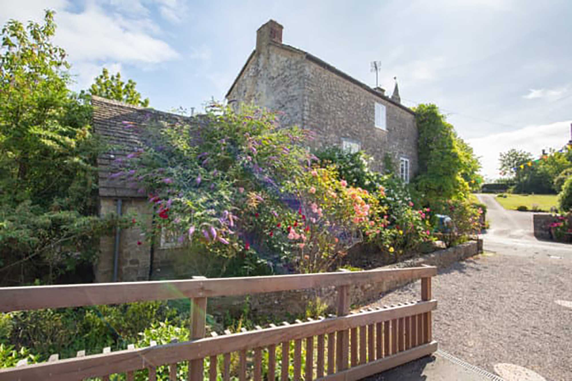 Historic home in Nunney near Frome