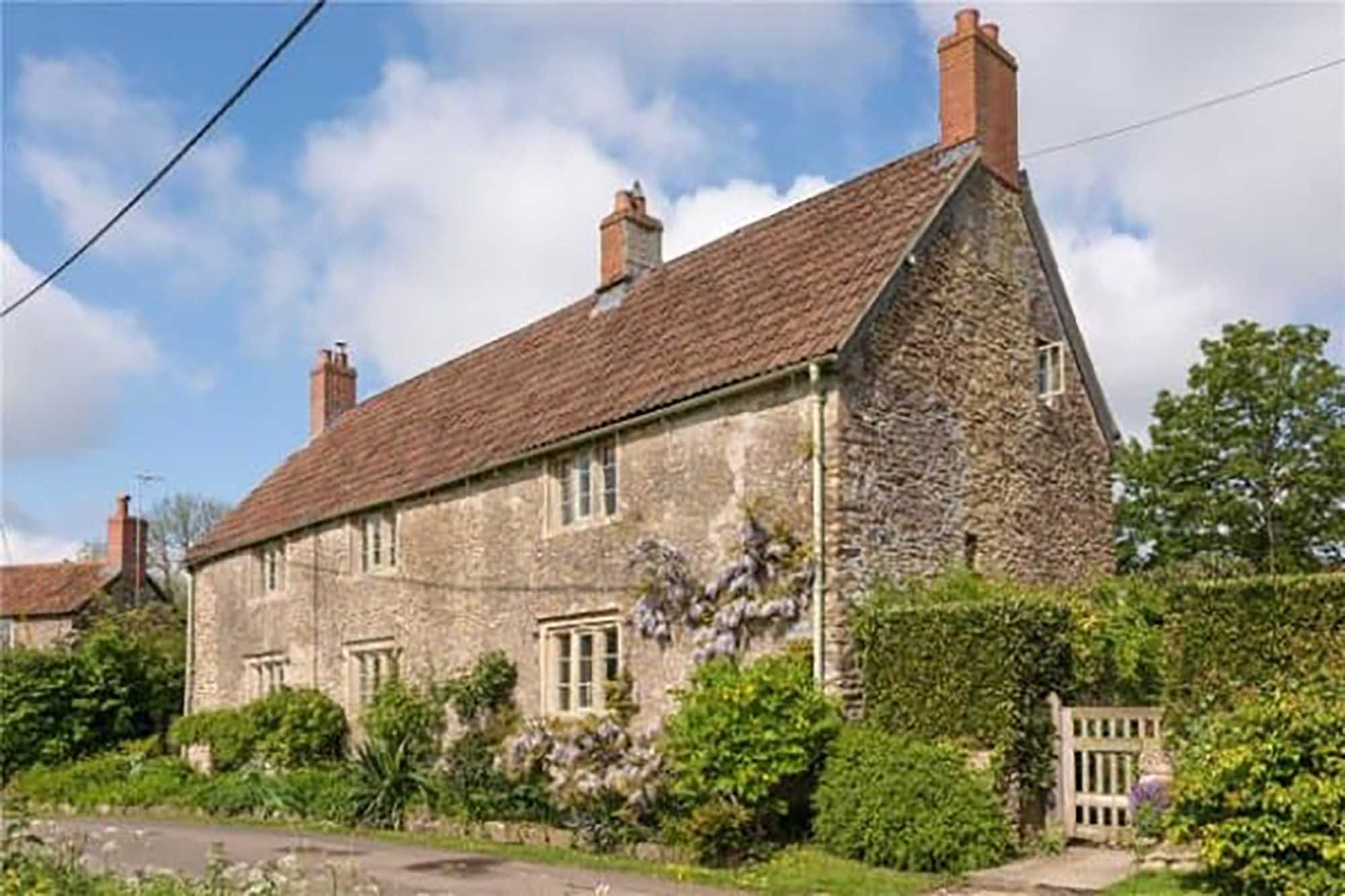 Characterful period property, Upton Noble, Bruton