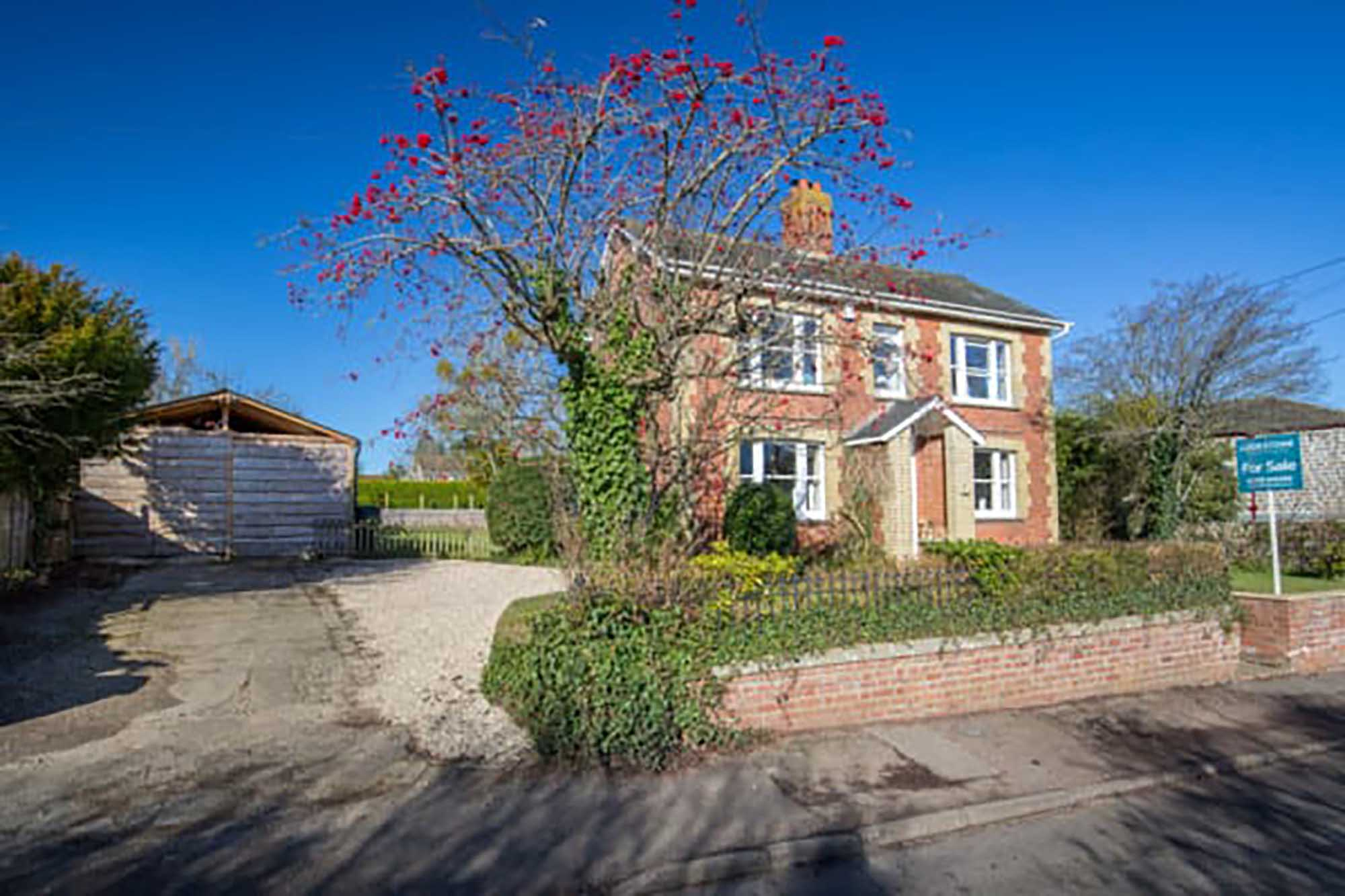 Spacious family sized property, Curry Rivel, Langport