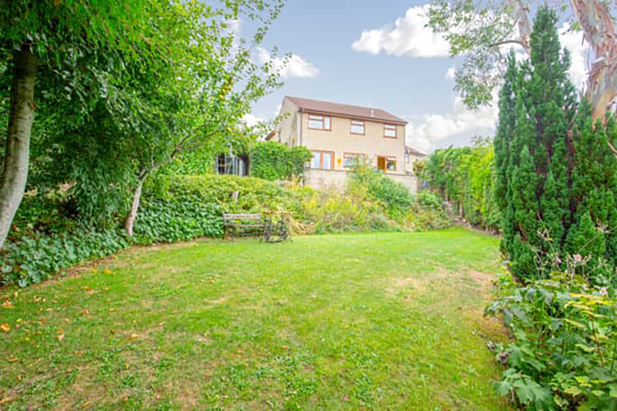 Large, modern family home, Townsend Park, Bruton