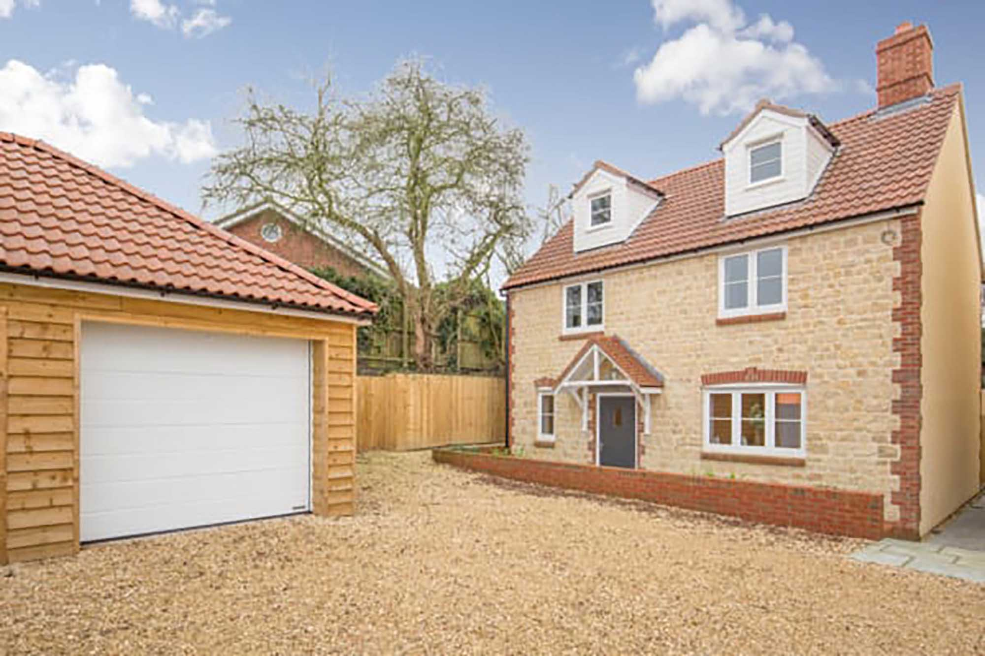 Energy efficient house -Lane End, Corsley