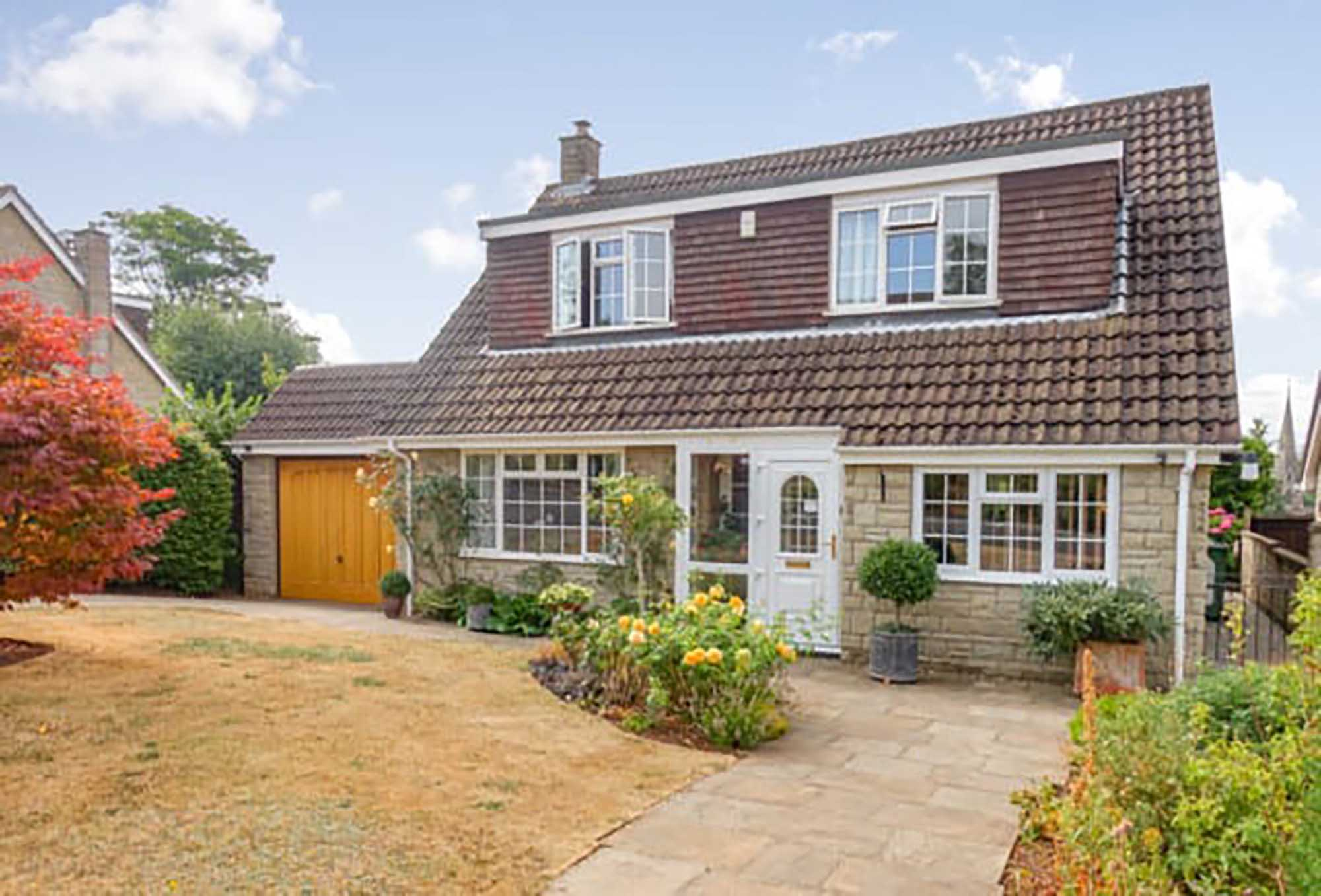 Wells, peaceful and very desirable location with fabulous views