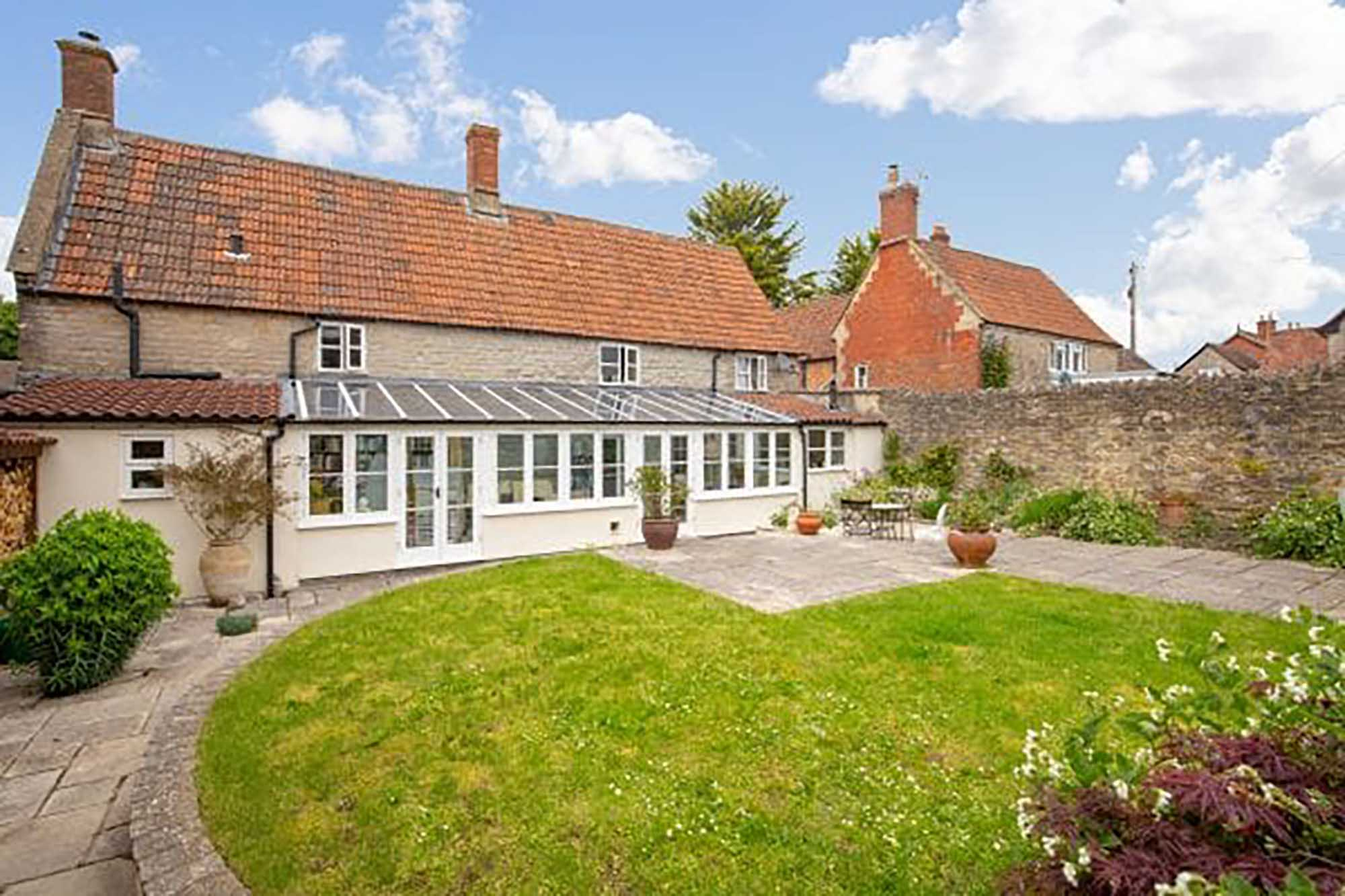 Attractive period cottage in popular village near Castle Cary