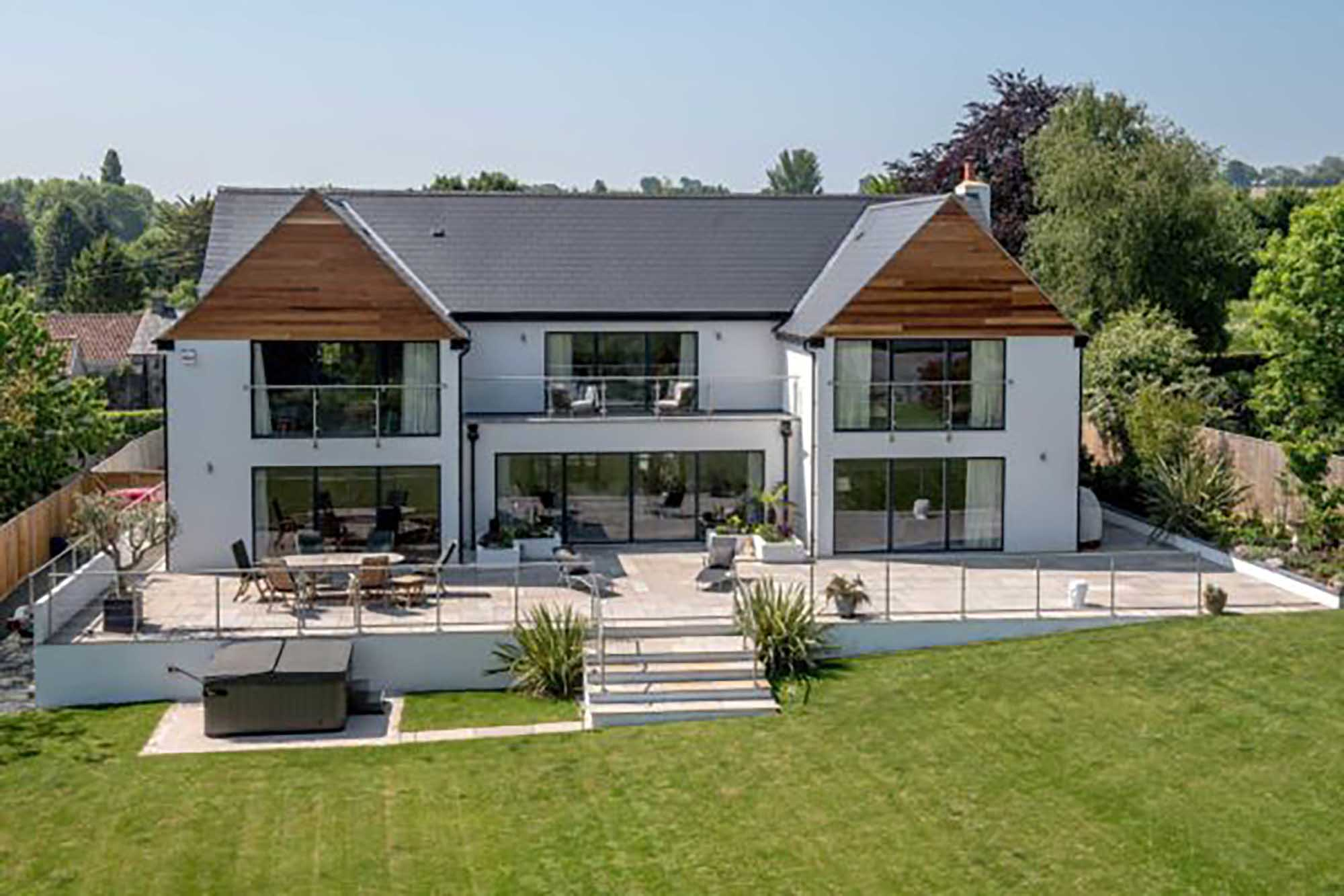 Stunning contemporary home, Butleigh