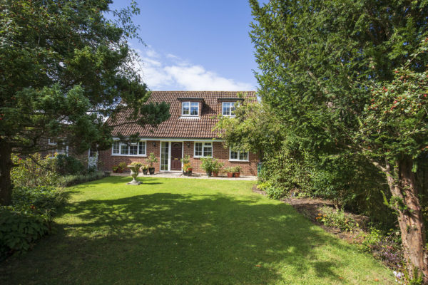 Fontmell Magna-Spacious house in a popular village