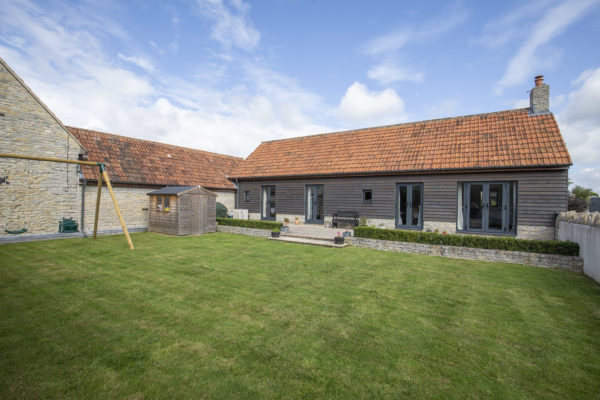 Babcary – two bedroom barn style property