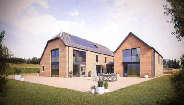 Blackford, Sherborne outstanding contemporary house