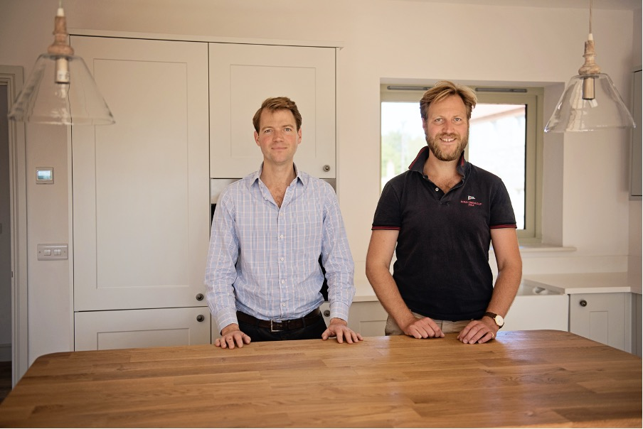 James and William Habershon for 21st Century Homes