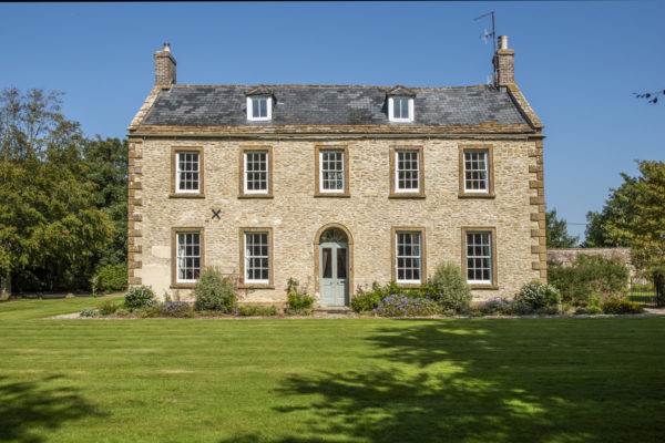 Spacious Georgian Rectory, Glanvilles Wootton, Nr Sherborne