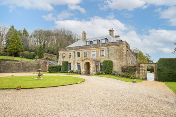 Nr Bruton-Beautiful apartment in parkland setting