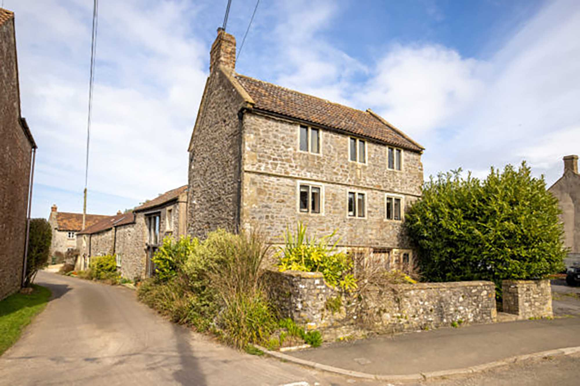 Period property with annexe near Frome